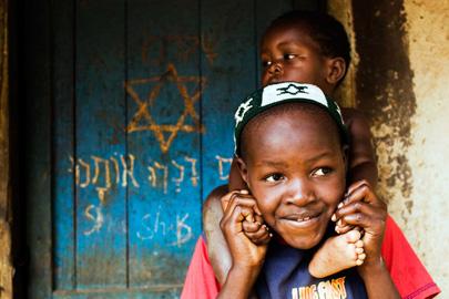 אוגנדה: יהודים בלב אפריקה