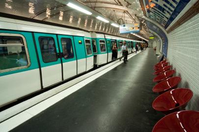 מפת הרכבת התחתית – העיר בקצה המנהרה