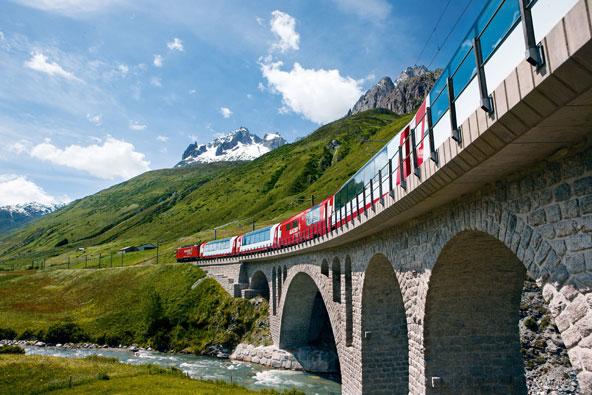 טיולי רכבות נפלאים באירופה