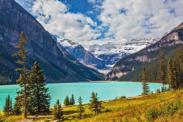 מסלול בהרי הרוקי הקנדיים