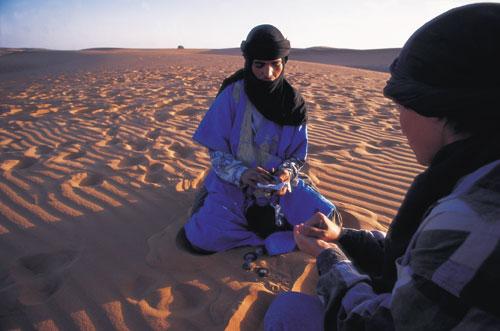 מרוקו: בסוף מערב