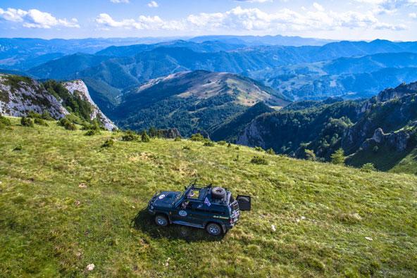 טיול ג'יפים ברומניה – מסע בארץ אגדות