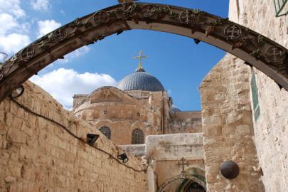 ירושלים – אשרי הברזל שכיבה להבות