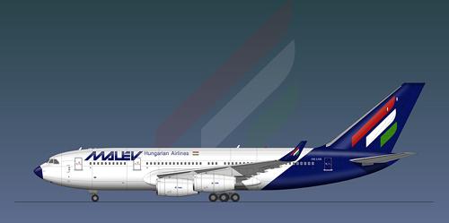 מאלב – קווי תעופה הונגריים