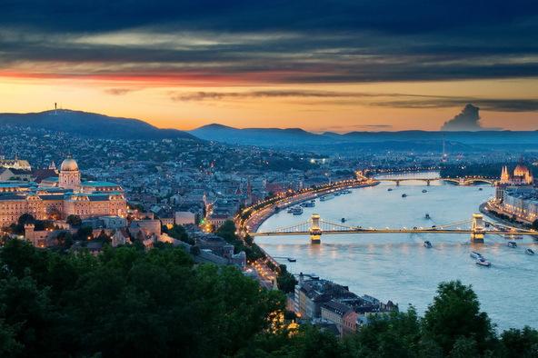 חופשה קצרה בבודפשט