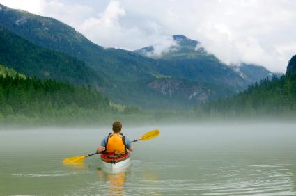שייט במזרח קנדה – ארבעה בקאנו אחד