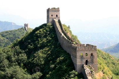 החומה הסינית – פלא עולם