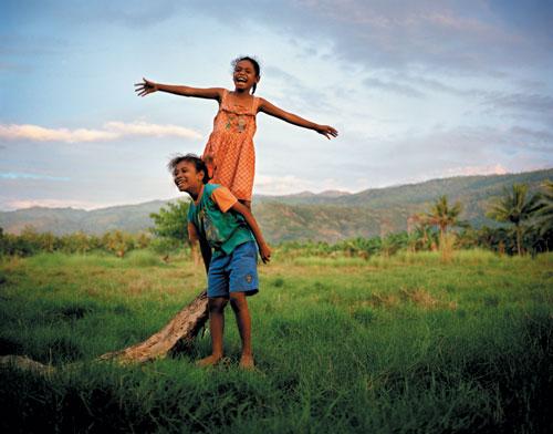 מזרח טימור: המדינה שבדרך