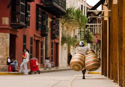 קולומביה – יום, לילה ויום בקרטחנה