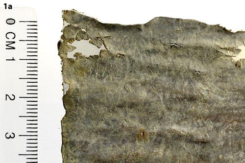 כתב קללה עתיק התגלה בחפירות בירושלים