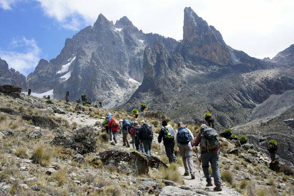 הר קניה והקילימנג'רו – הפסגות הגבוהות באפריקה
