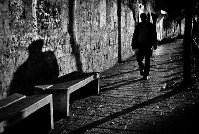 צילום בשחור לבן – זווית אישית