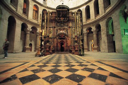 ירושלים של החרב המתהפכת – ממלכת הצלבנים