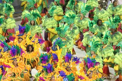 הקרנבל של ריו – כאוס מאורגן