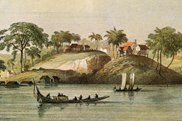 יהודים בקריבים – על נהרות סורינם וחופי ג'מייקה
