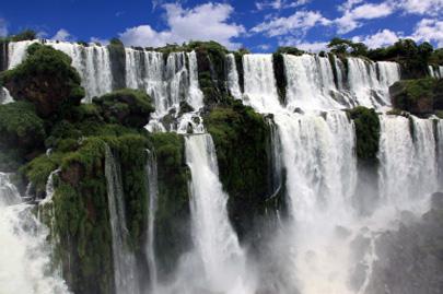 מפלי האיגואסו: אל המים הגדולים
