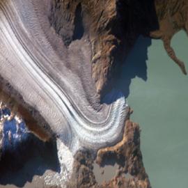 מפת הקרחון ויאדְמה, ארגנטינה