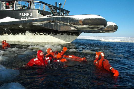לפלנד – לשבור את הקרח