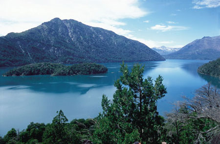 אזור האגמים בארגנטינה – מים ושוקולד