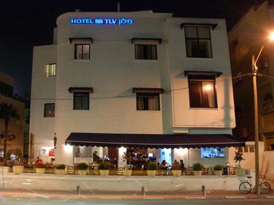 מלון הבוטיק TLV 88