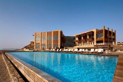 מלון בראשית הישראלי בין המלונות הטובים בעולם
