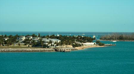 פלורידה: ימי המינגווי בקי ווסט