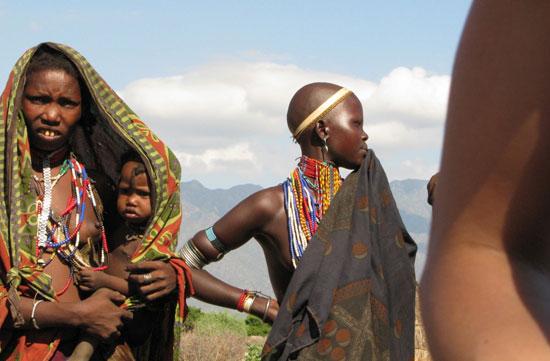 טיול בדרום אתיופיה
