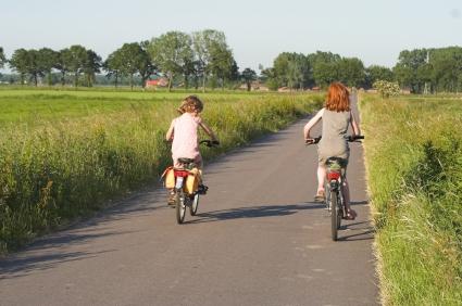 הולנד עם ילדים: הרוח והחופש