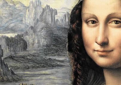 מונה הכפולה: התגלה ציור חדש של המונה ליזה