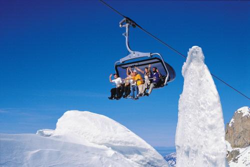 הר טיטליס – פארק השעשועים של הטבע השוויצרי