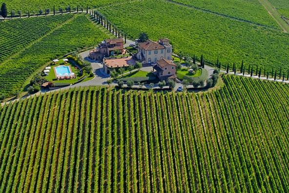 מלונות היין הטובים בעולם – לישון בכרמים