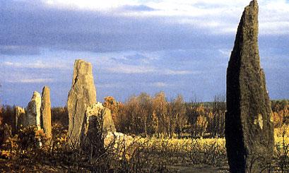 בריטני: האבנים של אובליקס