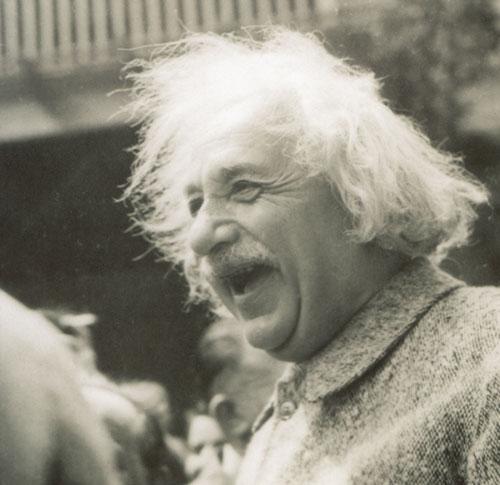 איינשטיין: גאון הדור