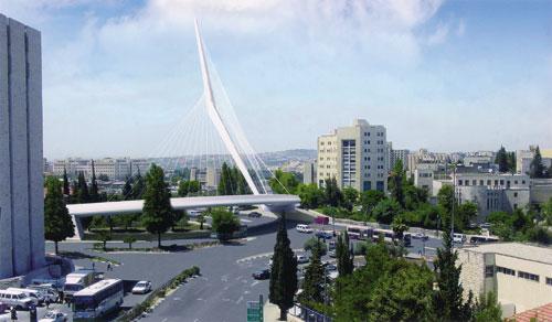 ירושלים: גשר המיתרים