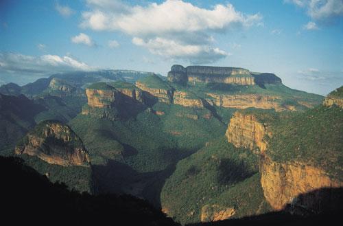 שמורות טבע בדרום אפריקה: משהו פראי