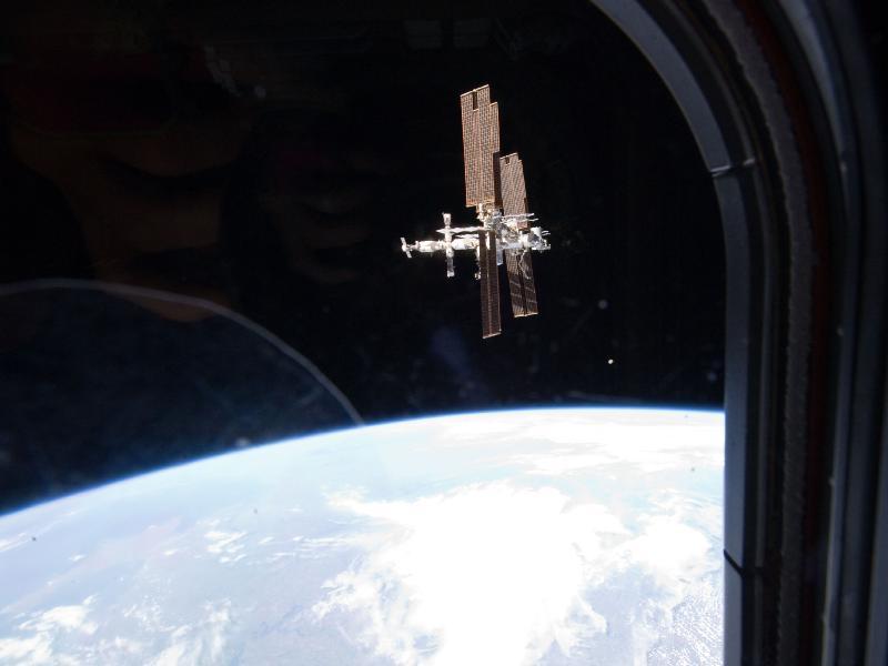 מבט אחרון ופרידה – תם עידן מעבורות החלל