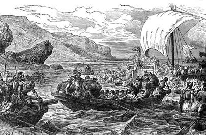 מחקר חדש: הוויקינגים ניווטו באוקיינוס בעזרת קריסטלים