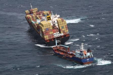 אסון אקולוגי בניו זילנד, דליפת הנפט החמורה בתולדותיה