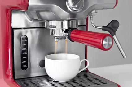 מכונות קפה, קווים לעיצובן