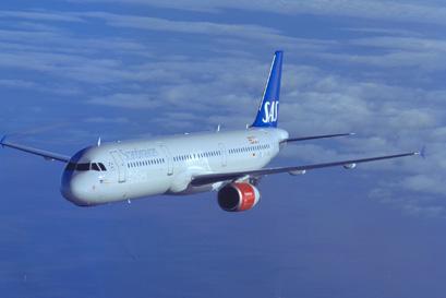סקנדינביאן איירליינס מוסיפה טיסות בין ישראל ודנמרק