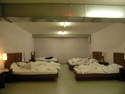שווייץ: פעם מקלט אטומי, היום מלון אקולוגי