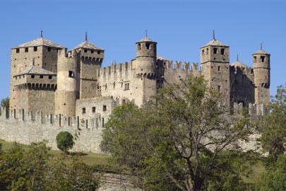 הטירות היפות של אירופה