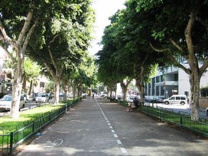 תל אביב: אחת הערים הטובות לשנת 2011