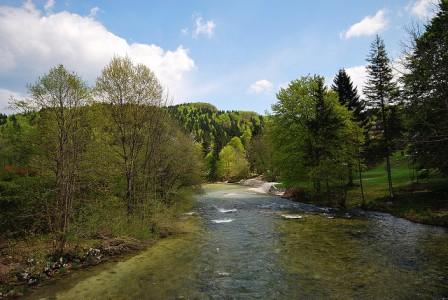 סלובניה: אבודים בפארק טריגלאב