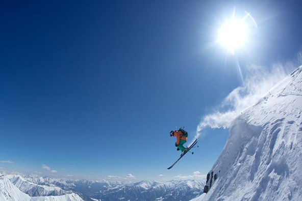 סקי בגאורגיה – אתרים מומלצים