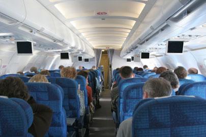 טיסה רגועה