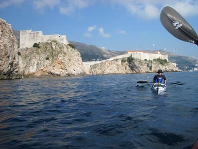 קרואטיה: טיול קיאקים