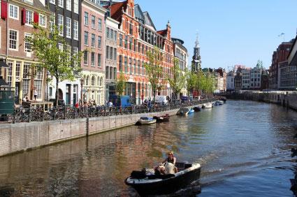 אמסטרדם – סיפור אהבה פשוט