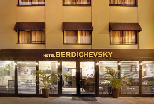 ברדיצ'בסקי – מלון בוטיק תל אביבי