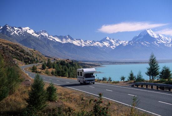 טיול קרוואנים בניו זילנד – טיפים והמלצות